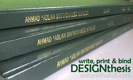 Dissertation Design Technology