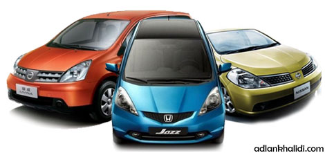 nissan-latio-livina-honda-jazz