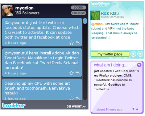 twitter-widget-flash