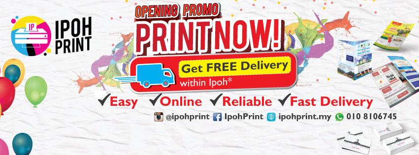Online Printing IpohPrint