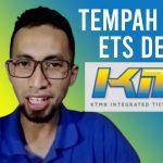 [VIDEO] Reviu Tempahan Tiket ETS 2020 Menggunakan KITS
