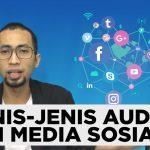 [VIDEO] Jenis-jenis Audien di Media Sosial