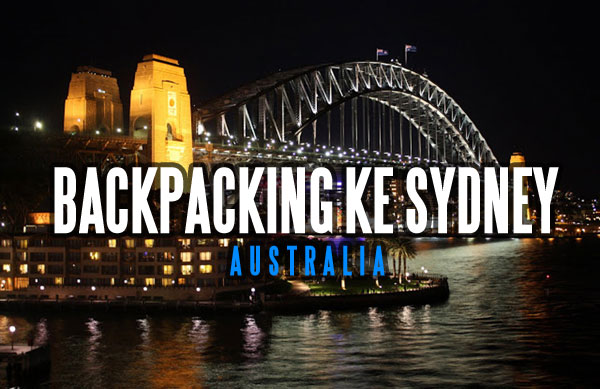 sydney-backpacking